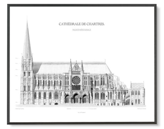 clipart free library Architectural architect gift art. Drawing prints architecture