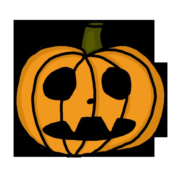 svg transparent download Jack O Lantern Clip Art Free