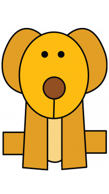 banner stock How to Draw a Puppy for Kids