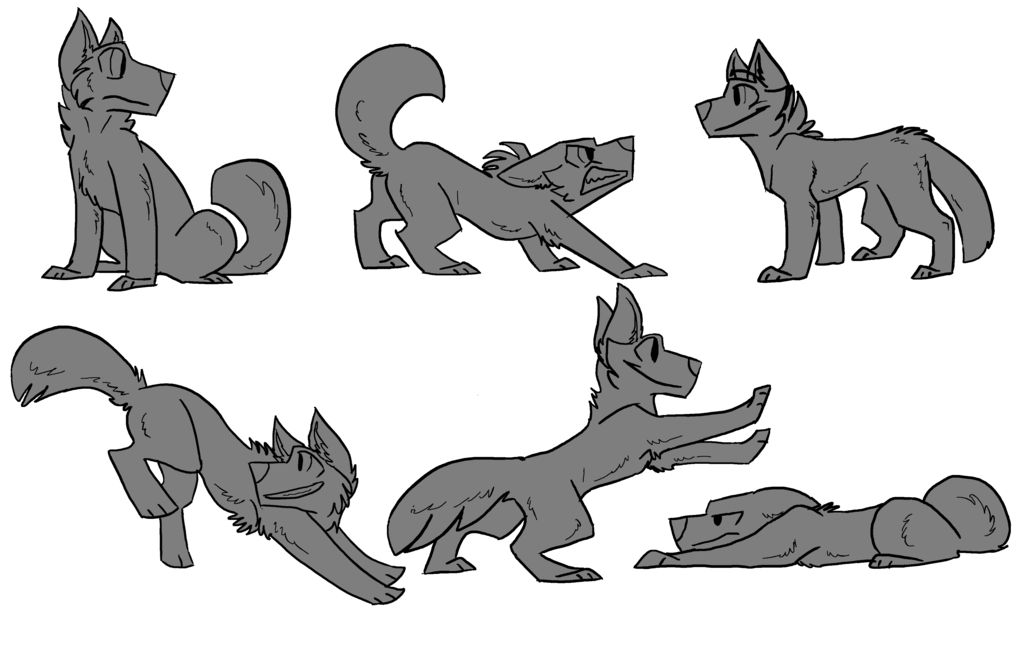 picture royalty free download Chibi puppy bases