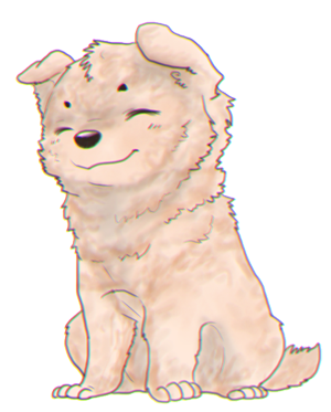 jpg free stock Fluffy Puppy by Muzli on DeviantArt