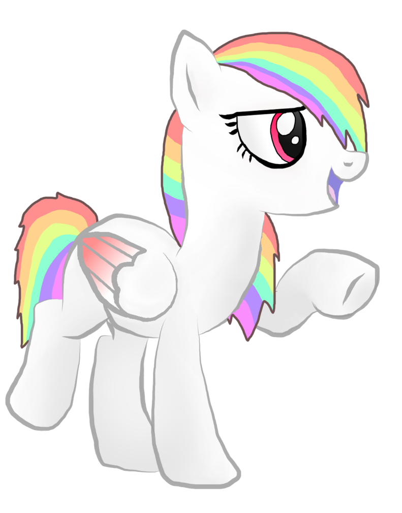 banner black and white Rainbow bubbles by amutheemu. Drawing rainbows bubble