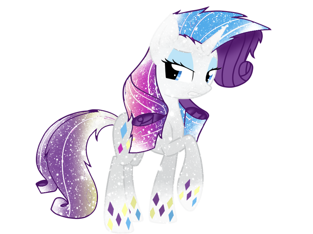 picture download Drawing rainbows galaxy. Rainbowfied rarity by mirai