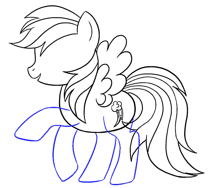 jpg free Drawing rainbows line. How to draw a