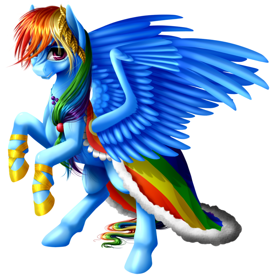 picture royalty free library Drawing rainbows realistic. Gala rainbow dash by