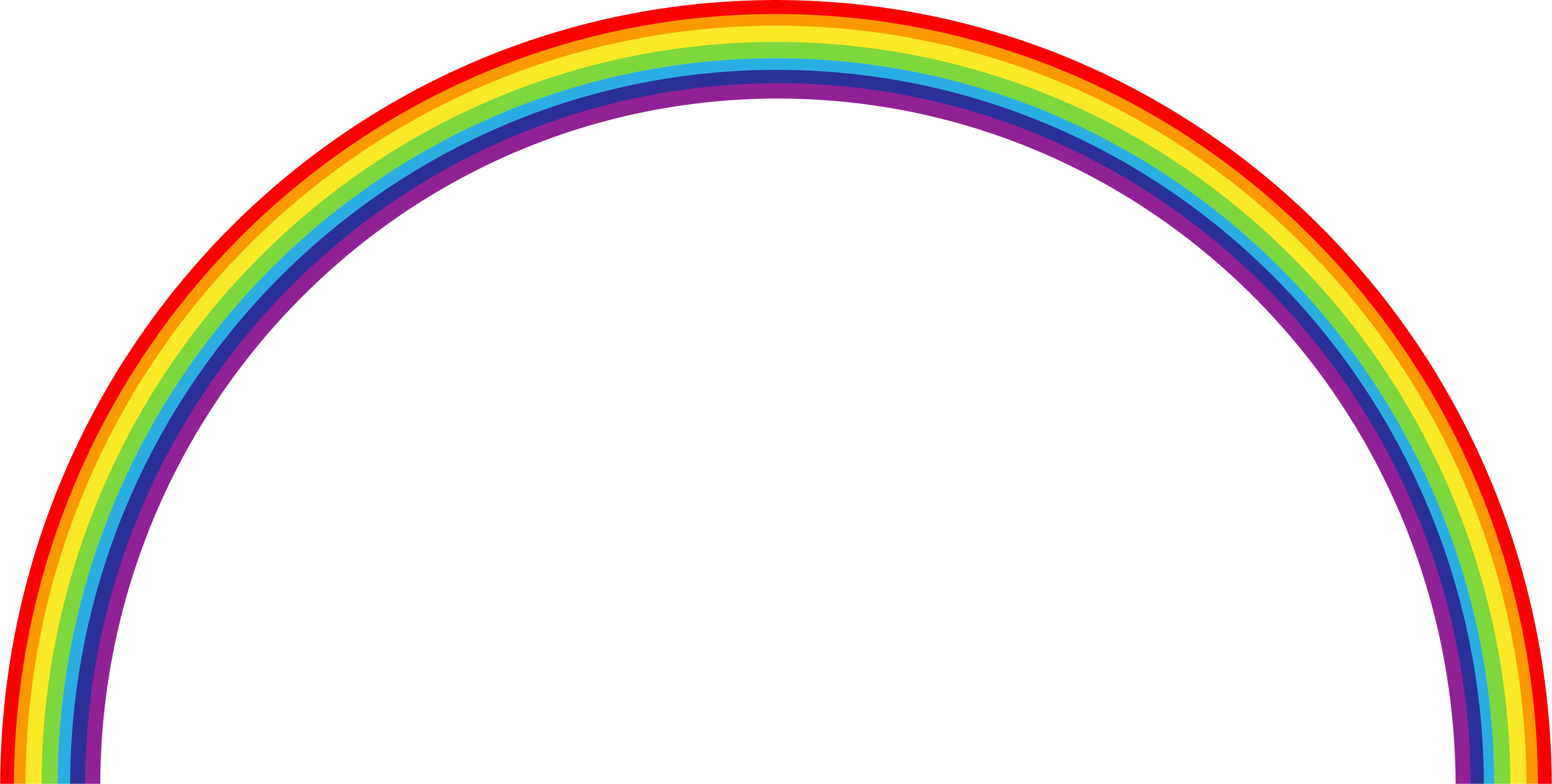 clip freeuse download Drawing rainbows realistic.  real rainbow png