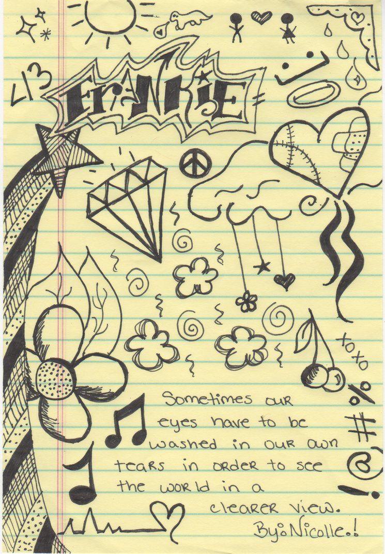 clip art royalty free download Doodles simple cute easy. Drawing random love