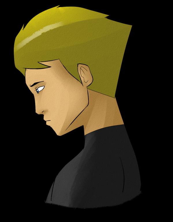 svg transparent Drawing random portrait. Of bud by budtheartguy