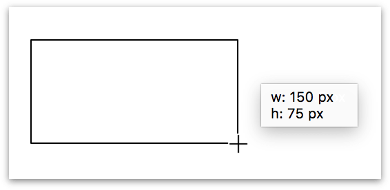 vector freeuse stock Rectangle drawing. Omnigraffle for mac user