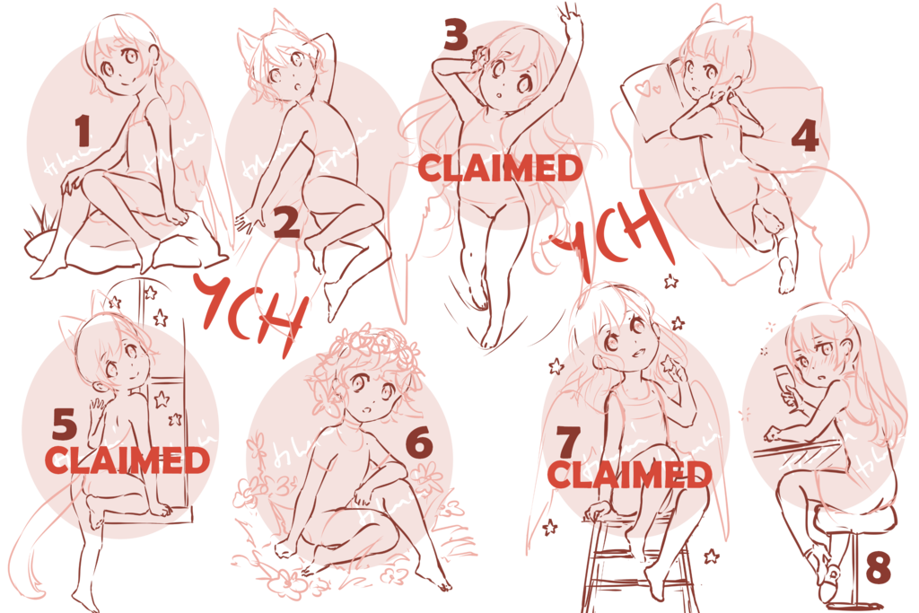graphic YCH SET PRICE