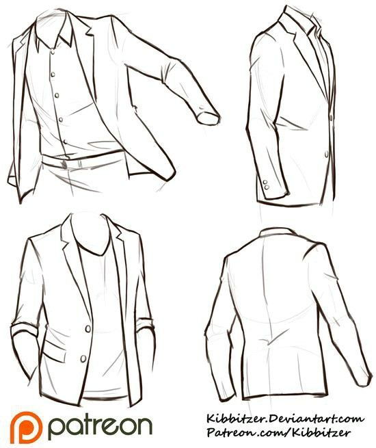 stock Clothes art drawings manga. Drawing ref clothing