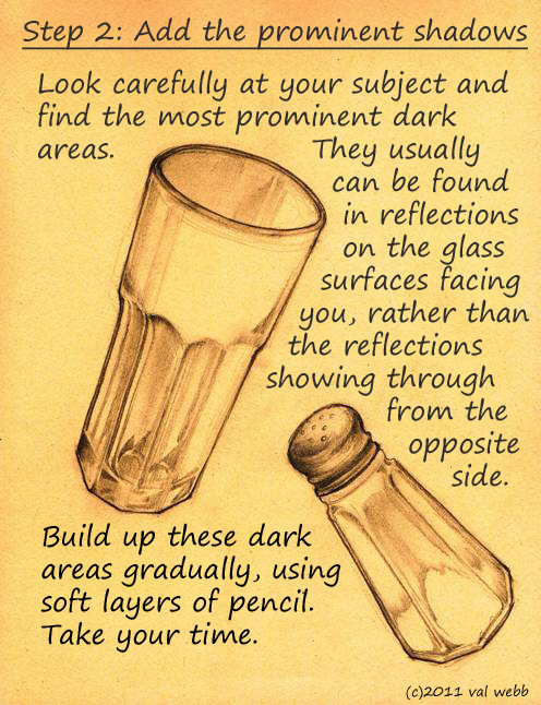 svg free stock Tutorial on valwebb com. Drawing reflections glass reflection