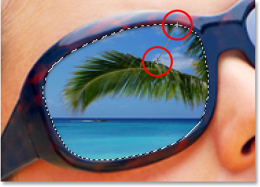 banner black and white library Drawing reflections spectacles. Adding to sunglasses photoshop