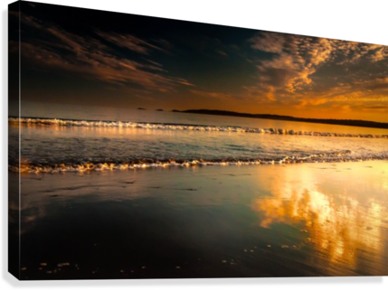 picture download Mumbles Swansea bay sunset