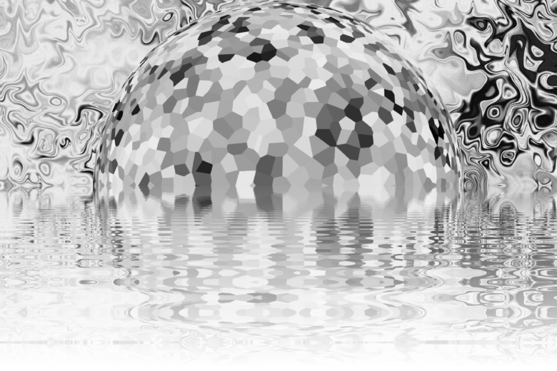 clip royalty free library Free Stock Photo of Ball in Water Abstract Graphic