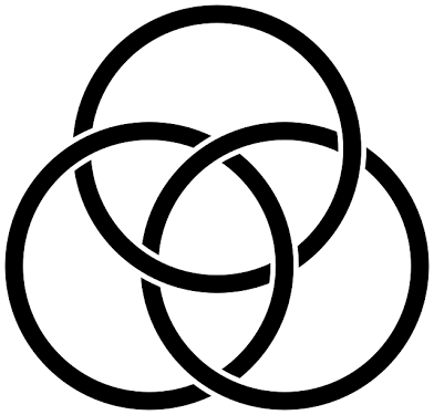 clip library download Image result for three ring symbol