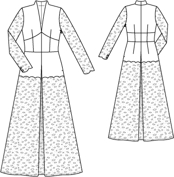 banner free stock drawing robes clothing #95472247