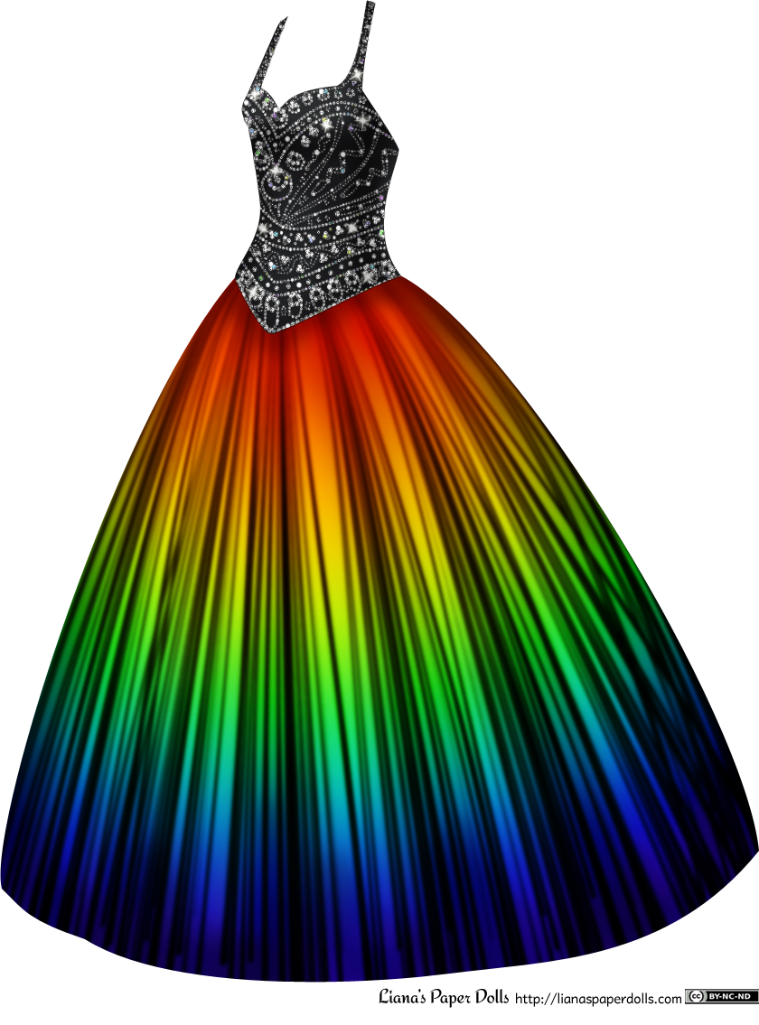 clipart freeuse stock prom dress