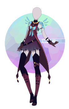 banner freeuse stock Outfit adoptable