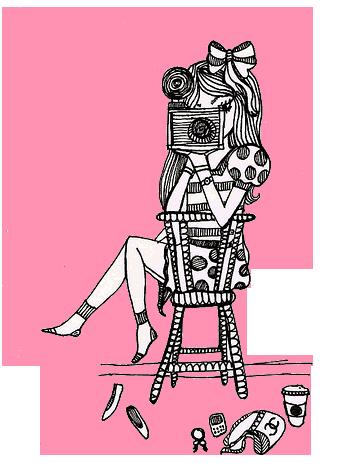 jpg library library Vintage Girl Drawing Png at GetDrawings