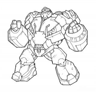 clip library download how to draw cool robots