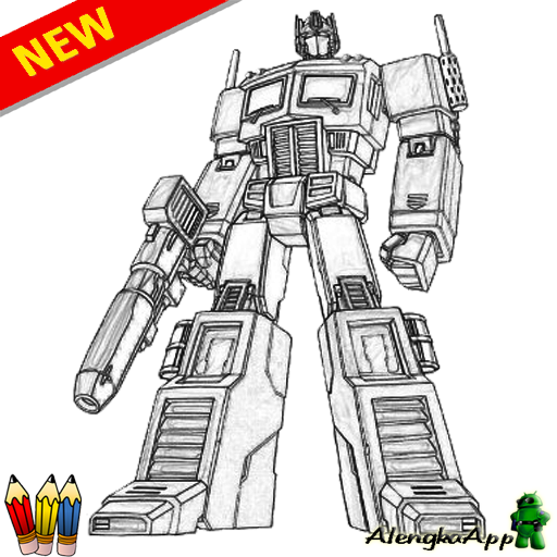 png download Learn to Draw a Robot Sketch Latest version apk