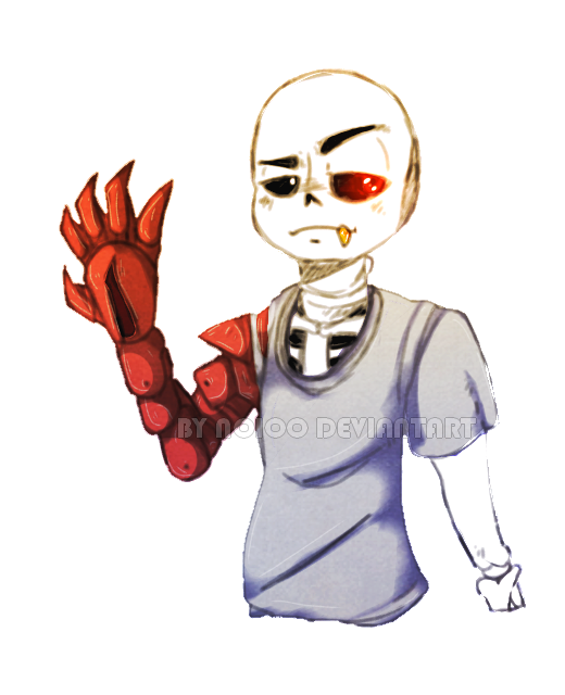 download ROBOT HAND RULE THE SKELETON by Noioo on DeviantArt