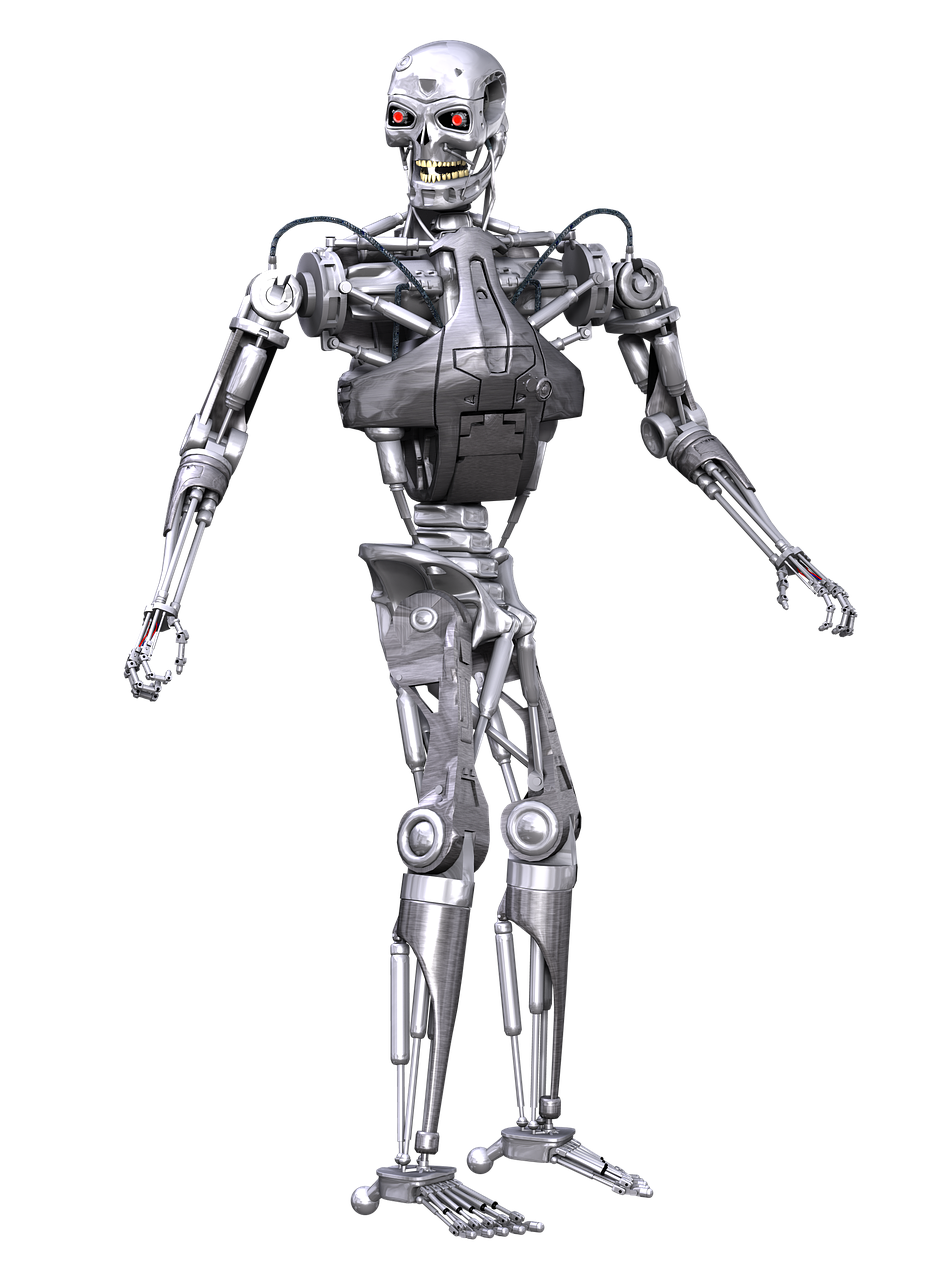 image royalty free stock drawing robots technology #95487172
