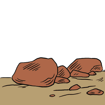 banner free How to Draw Rocks