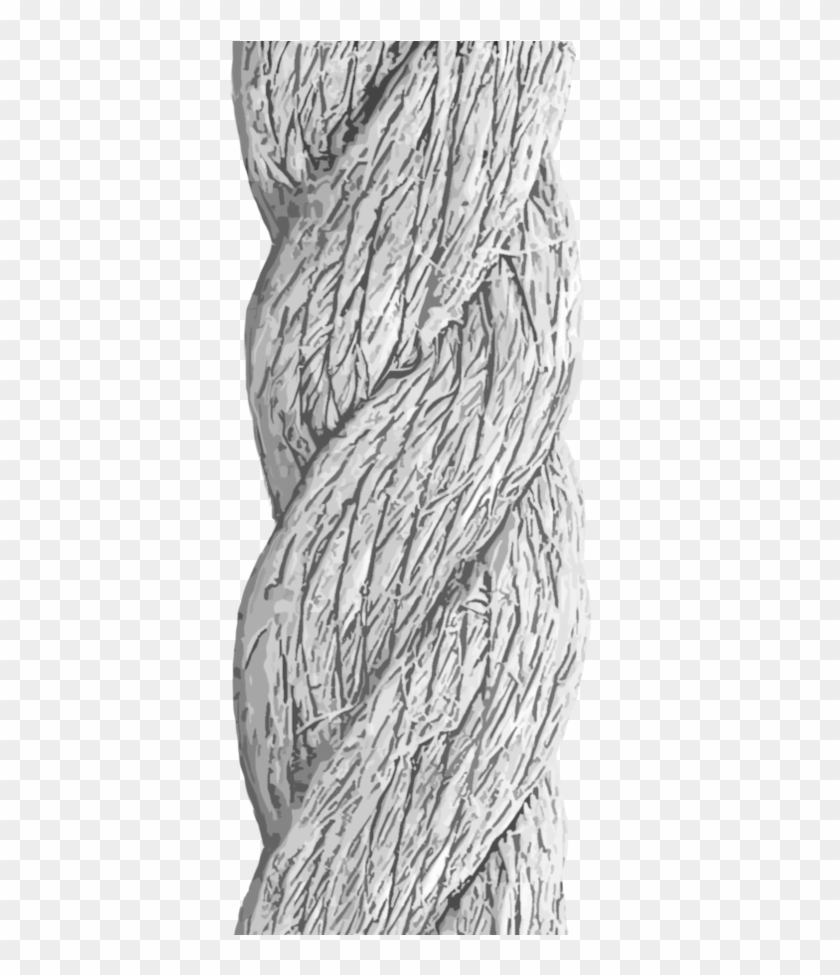 clipart freeuse download Detailed by nellems texture. Drawing rope detail