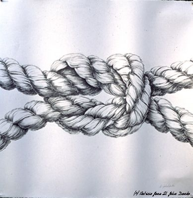 graphic free stock Drawing rope texture. Patricia jane st john