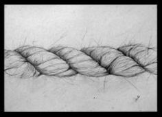 graphic free  best images drawings. Drawing rope texture