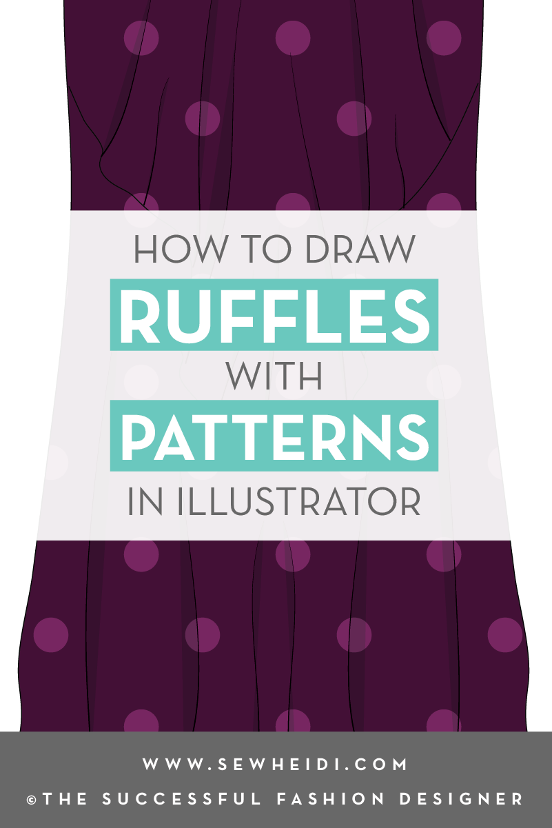 banner freeuse download How to Draw Ruffles Filled with Repeating Pattern Swatches in