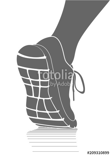 svg free Drawing running vector. Sports shoes icon simple