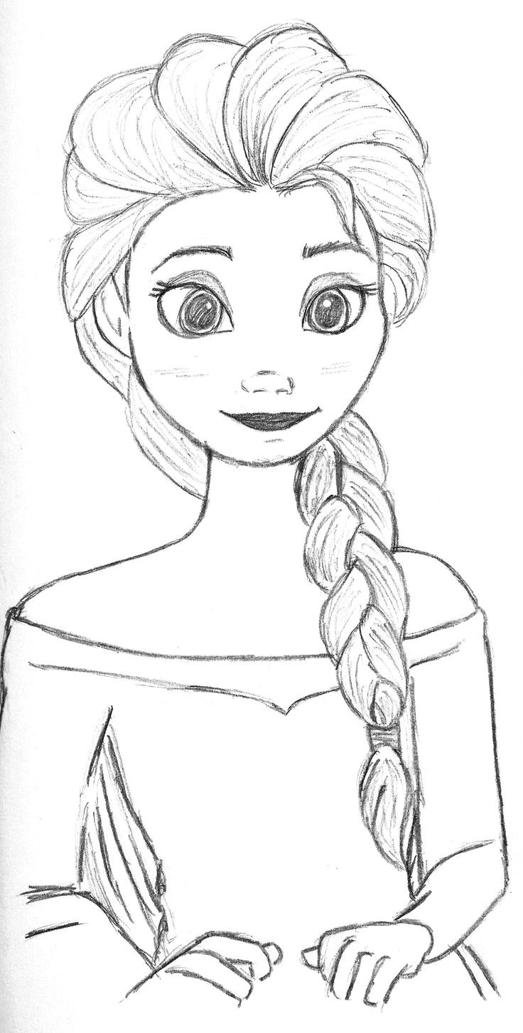 svg freeuse library Disney images for easy. Drawing s princess