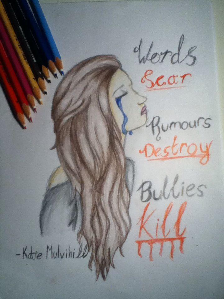 vector freeuse library Drawing sad bullying. Pin on