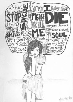 banner free Art . Drawing sad dying