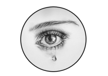 banner black and white Drawing sad. Collection of free sadness