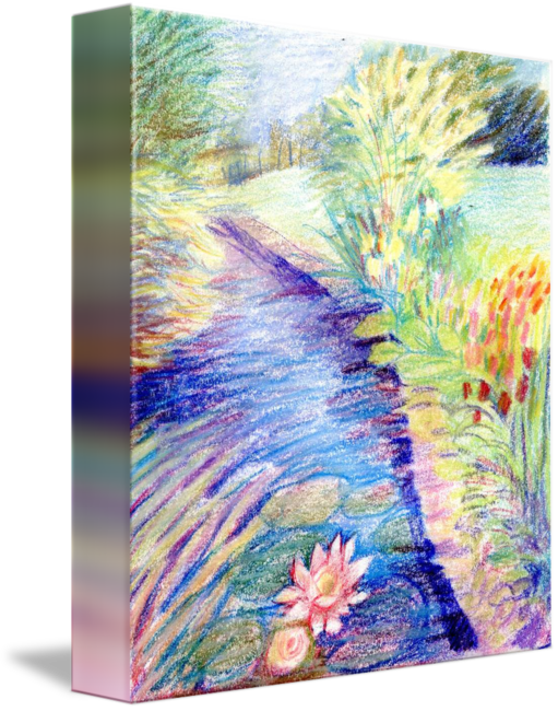 graphic royalty free download Secret Garden