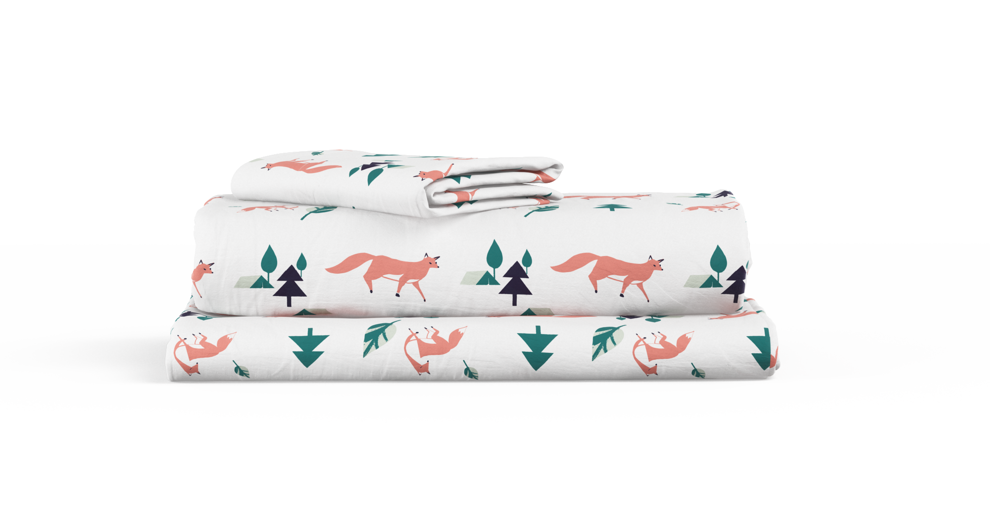 jpg freeuse Foxy kids standard set. Drawing sheet cotton
