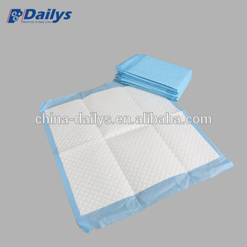 freeuse Medical incontinence absorbent disposable. Drawing sheet underpad