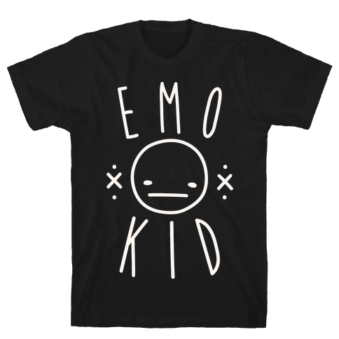 clipart black and white stock Jokes t lookhuman kid. Drawing shirts emo