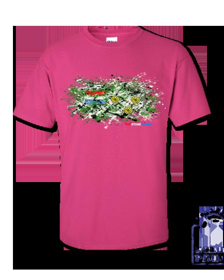 image transparent download The stone roses splatter. Drawing shirts flower