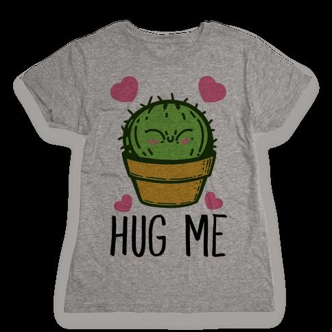 banner freeuse library Cactus t lookhuman hug. Drawing shirts kawaii