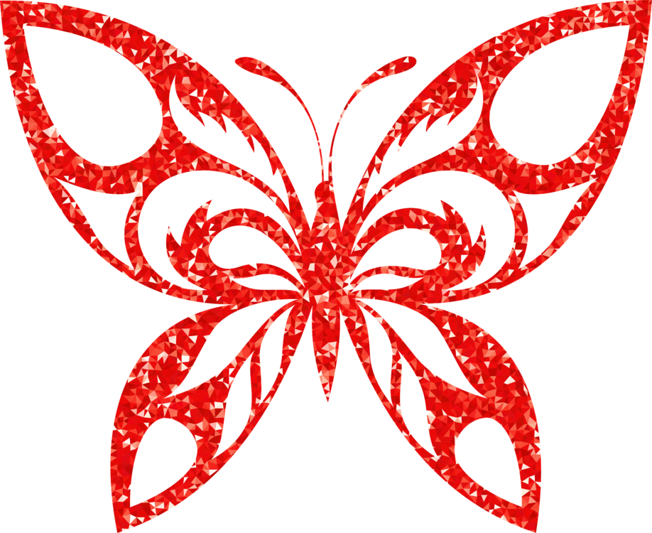 svg black and white stock Butterfly free commercial clipart. Drawing silhouette tribal