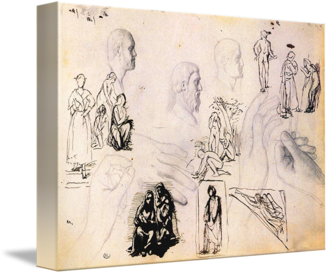 clipart freeuse library A page naples and. Sketchbook drawing