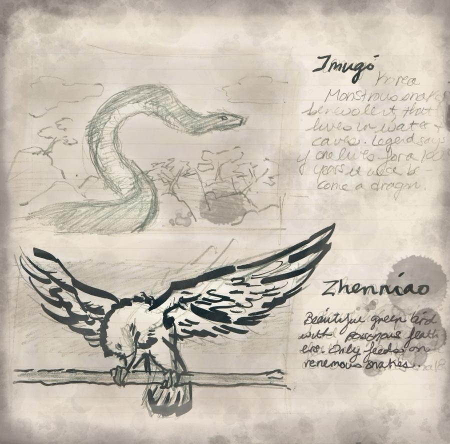 jpg freeuse Page by dark eyed. Sketchbook drawing