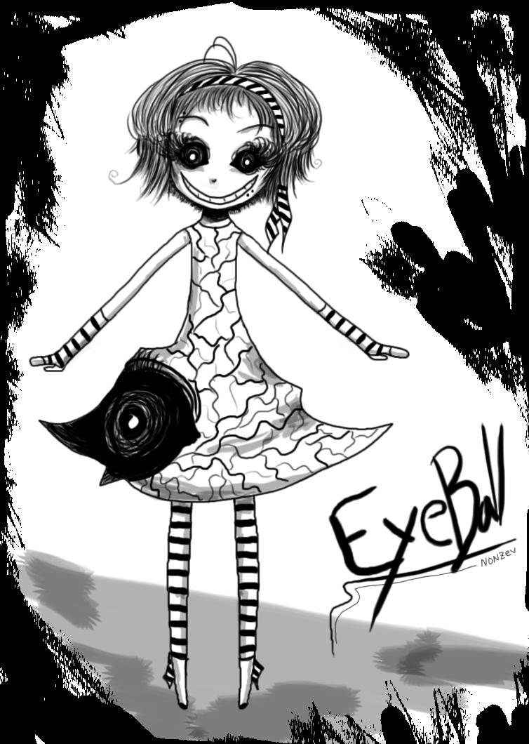 royalty free Eyeball at getdrawings com. Drawing reflections creepy