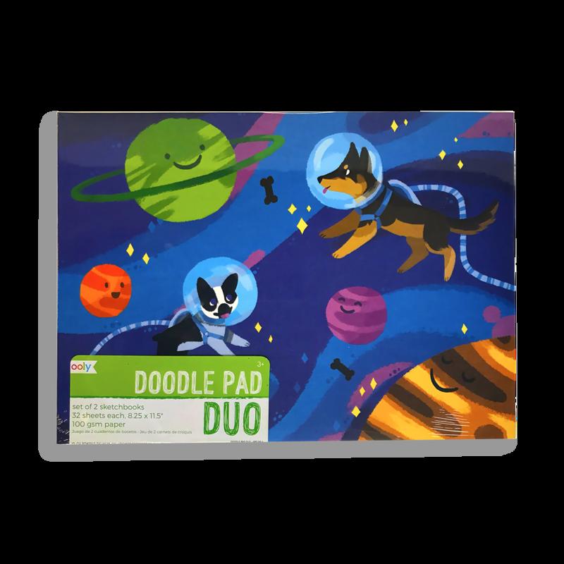 jpg free Doodle pad duo sketchbooks. Sketchbook drawing space