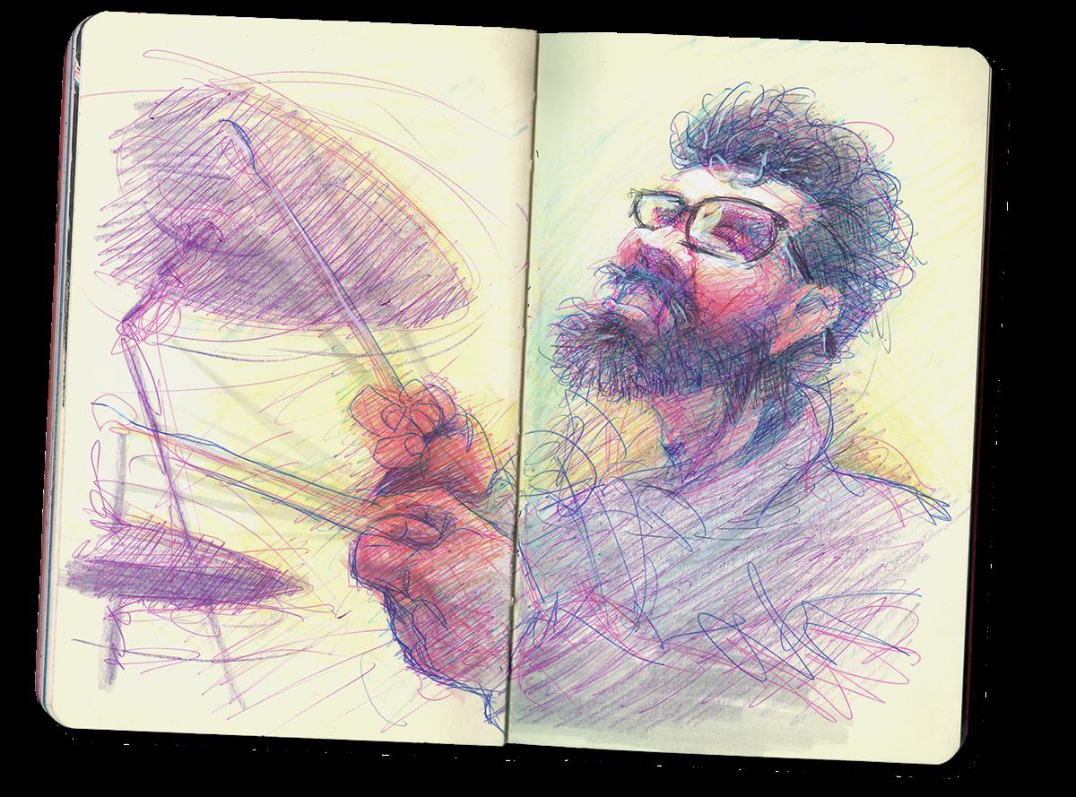 clip art transparent library sketchbook on Behance